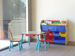 Lee's Automotive Children's Waiting & Play Area