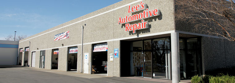 Lee's Automotive Repair Service Sacramento